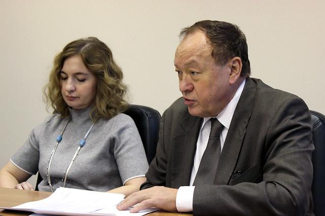 Янина Полюхович, Александр Оськин - АРПП