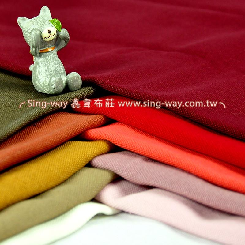 2C640002 暖色系  素面酒袋布 棉布 帆布 3尺7