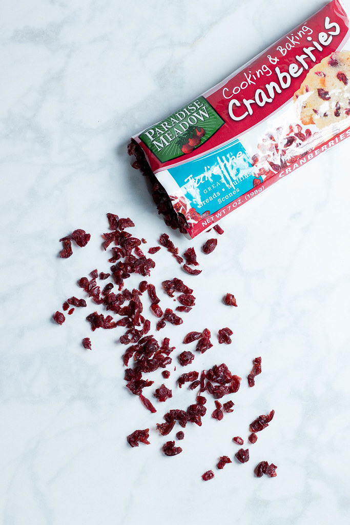 Cranberry Coconut Quick Bread // Paradise Meadow