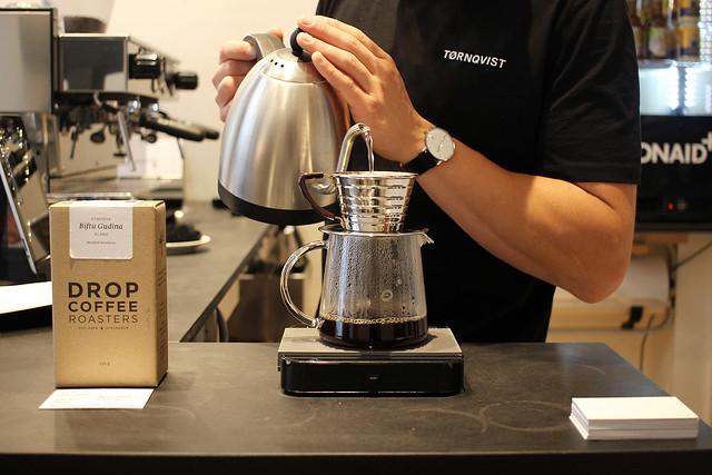 Kaffeeklatsch: Tørnqvist Coffee (Hamburg)