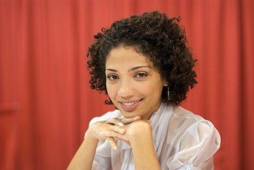 Jasika Nicole at Denver Comic Con | by fairangels