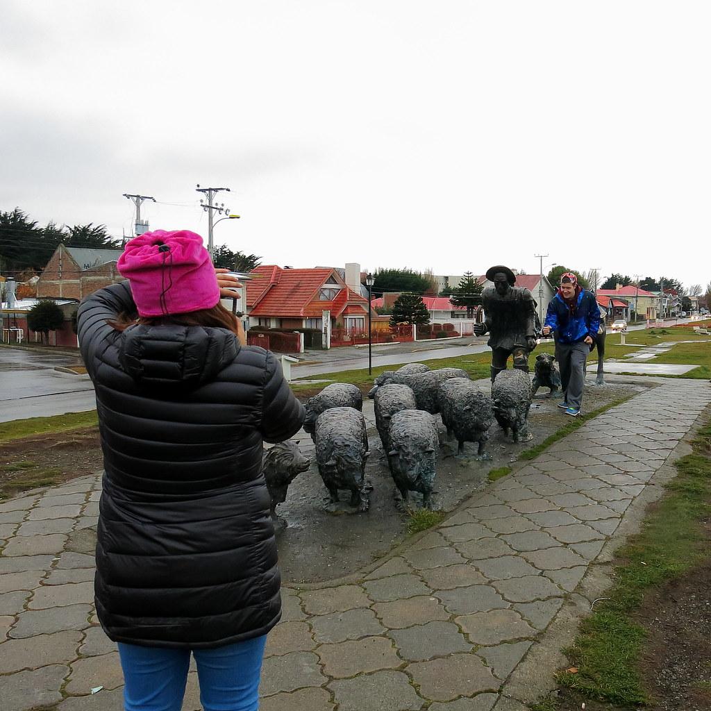 Monumento al Ovejero (Punta Arenas)