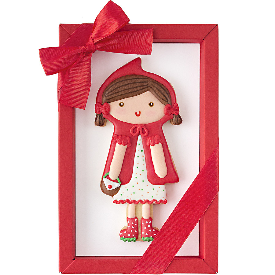 Caja para galletas decoradas