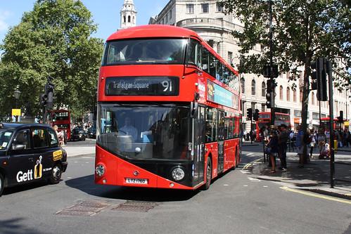 Metroline LT760 LTZ1760