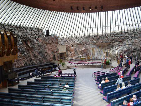biserica in stanca helsinki obiective turistice 1