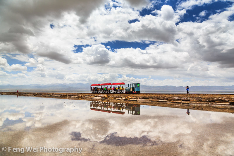 Conheça o Lago de Sal de Chaka: O Espelho do Céu
