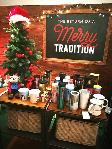Starbucks Christmas Merchandise 2017