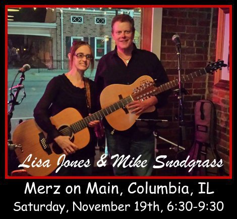 Lisa Jones & Mike Snodgrass 11-19-16