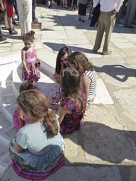 jeunes filles de Filoti 2