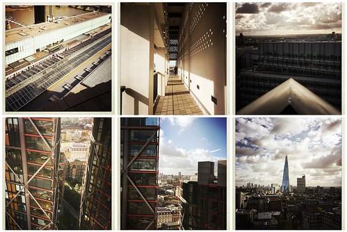 Tate Modern roof
