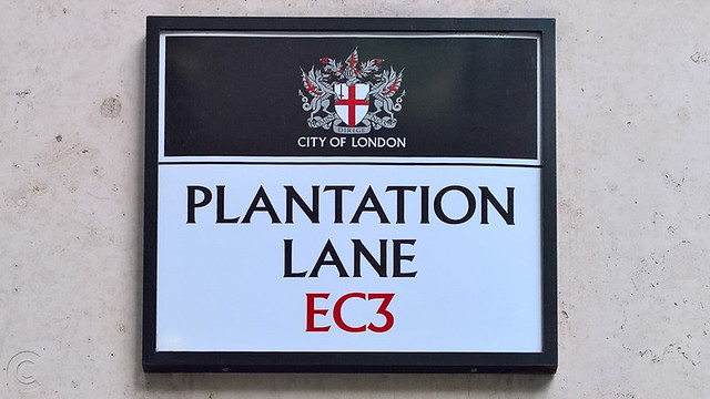 Plantation Lane, City of London, EC3
