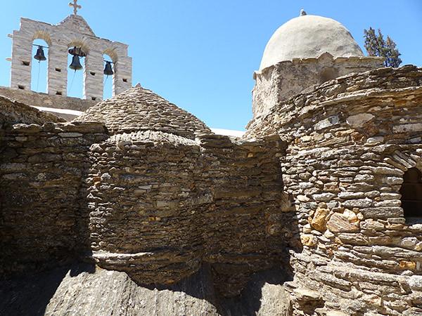 les trois chapelles de Drosiani