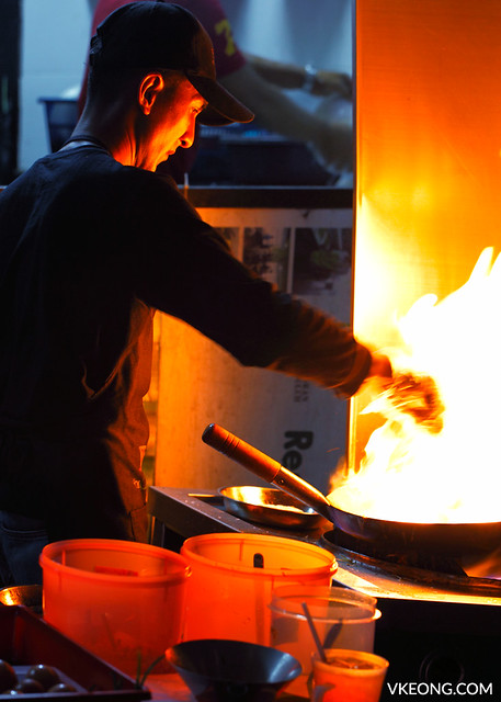 Warung Atok Frying Char Koay Teow