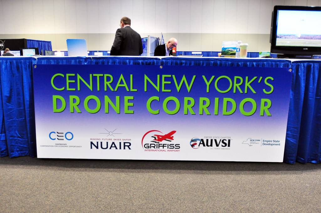 Governor Cuomo Announces $30 Million to Establish World-Leading Unmanned Aircraft Systems Traffic Management System in Central NY