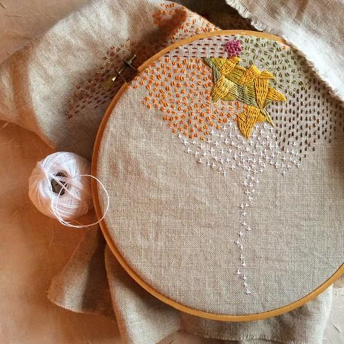 Stitch Journal, Day 302