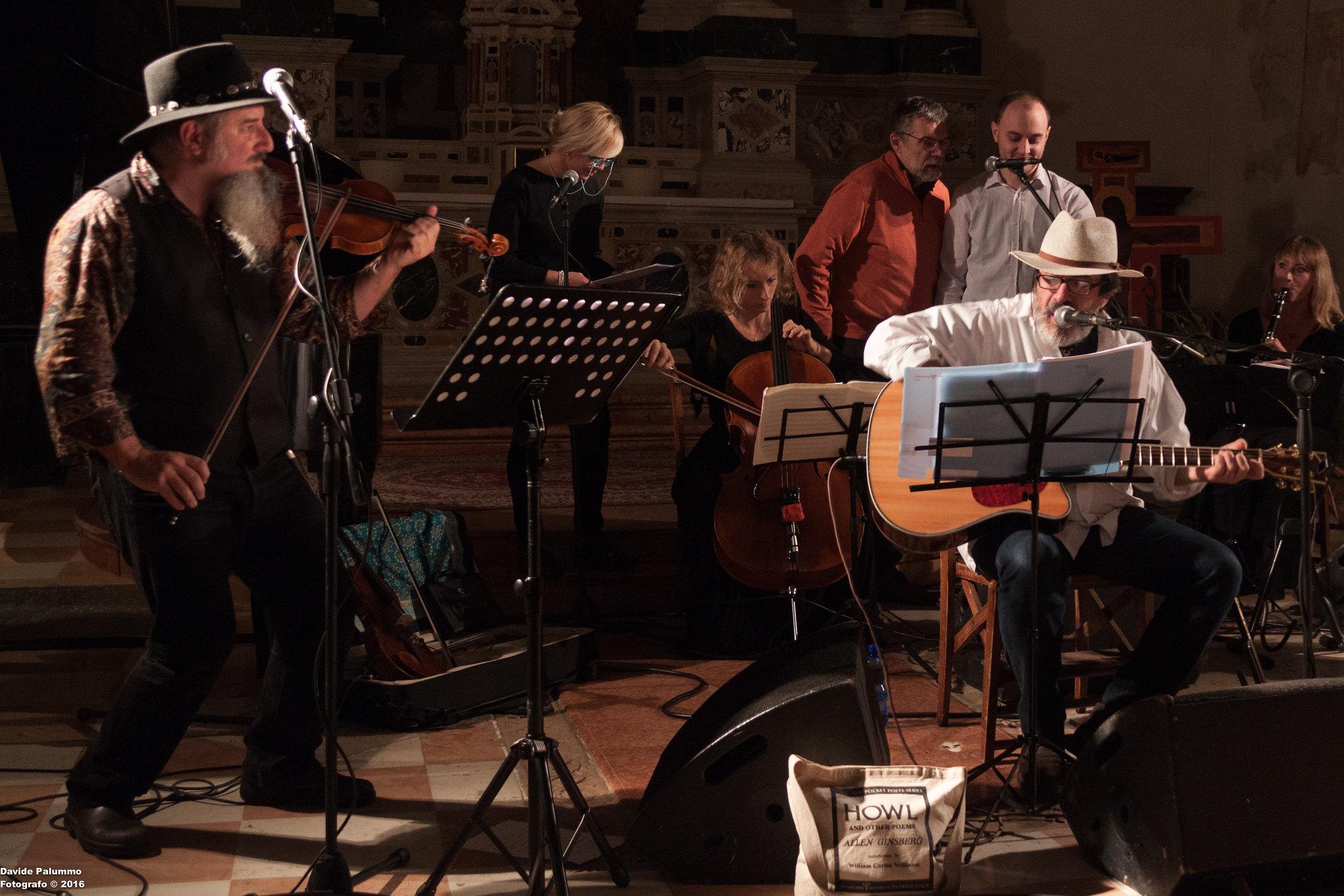 Gatti & Gazich a Padova, 29/10/16