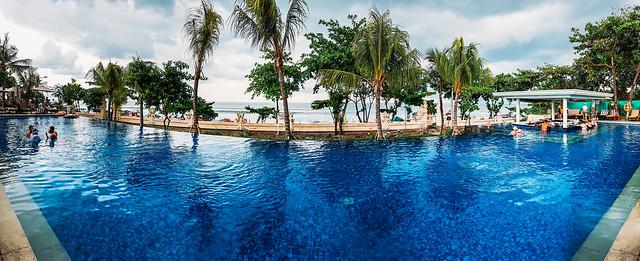 padma legian bali - beach pool