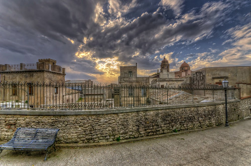 Erice in HDR | by Fil.ippo