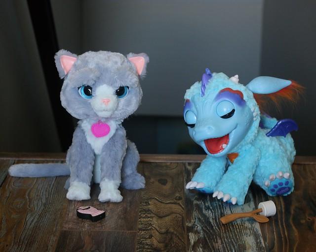 Hasbro FurReal Friends 2016 Toys