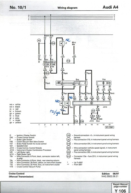 Automotive Wiring Diagram Page 54 Of 301