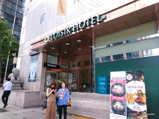 Loisir Hotel Seoul Myeongdong (South Korea)