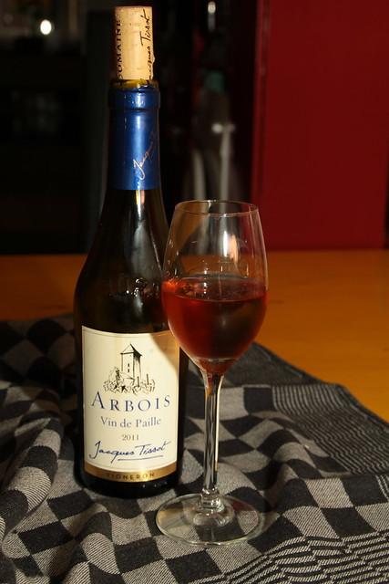Vin de Paille (Appellation Arbois Contrôllée)...
