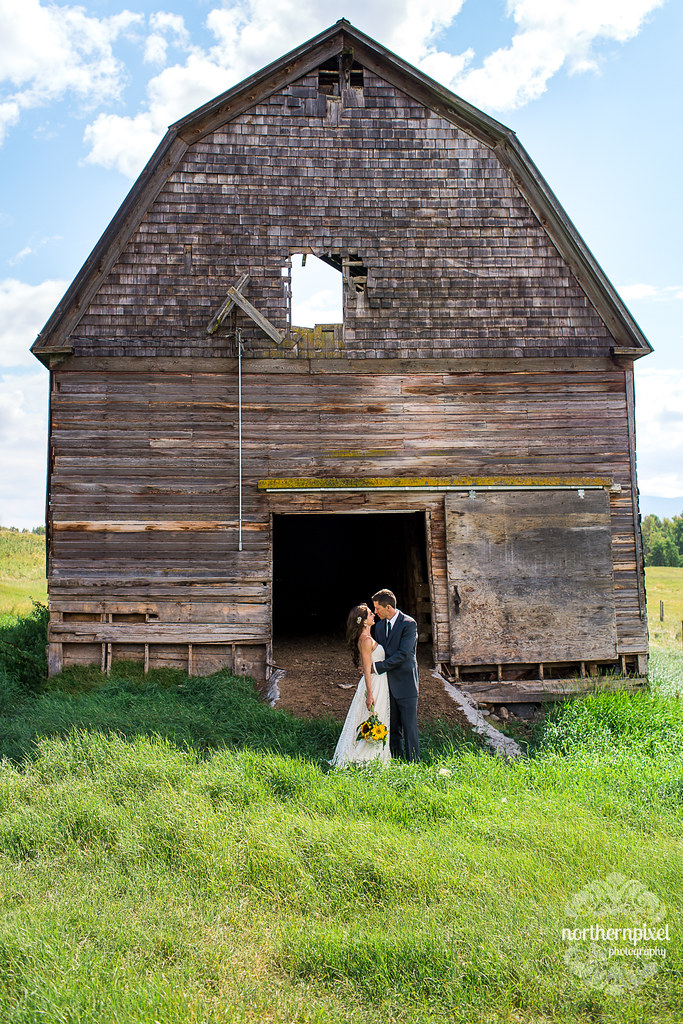 Smithers BC Farm Wedding