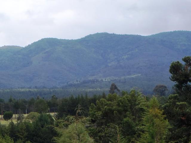 Abarderes Mountains