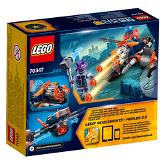 LEGO Nexo Knights 70347 King's Guard Artillery 2