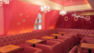 Hello Kitty Cafe Seoul Upper Floor | by Cute Cottage Overload