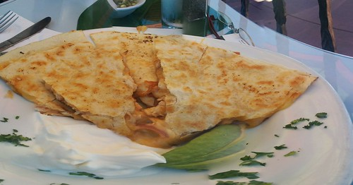 San Clemente (California) | La colombiana | Quesadilla
