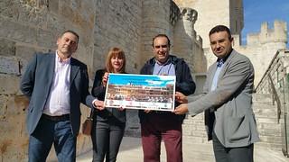 Youth Wine Festival Donativo ACYCOL Legión 501st Spanish Garrison