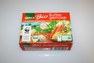 13 - Zutat Buttergemüse / Ingredient butter vegetables