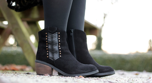 Western Inspired Boots - JD Williams