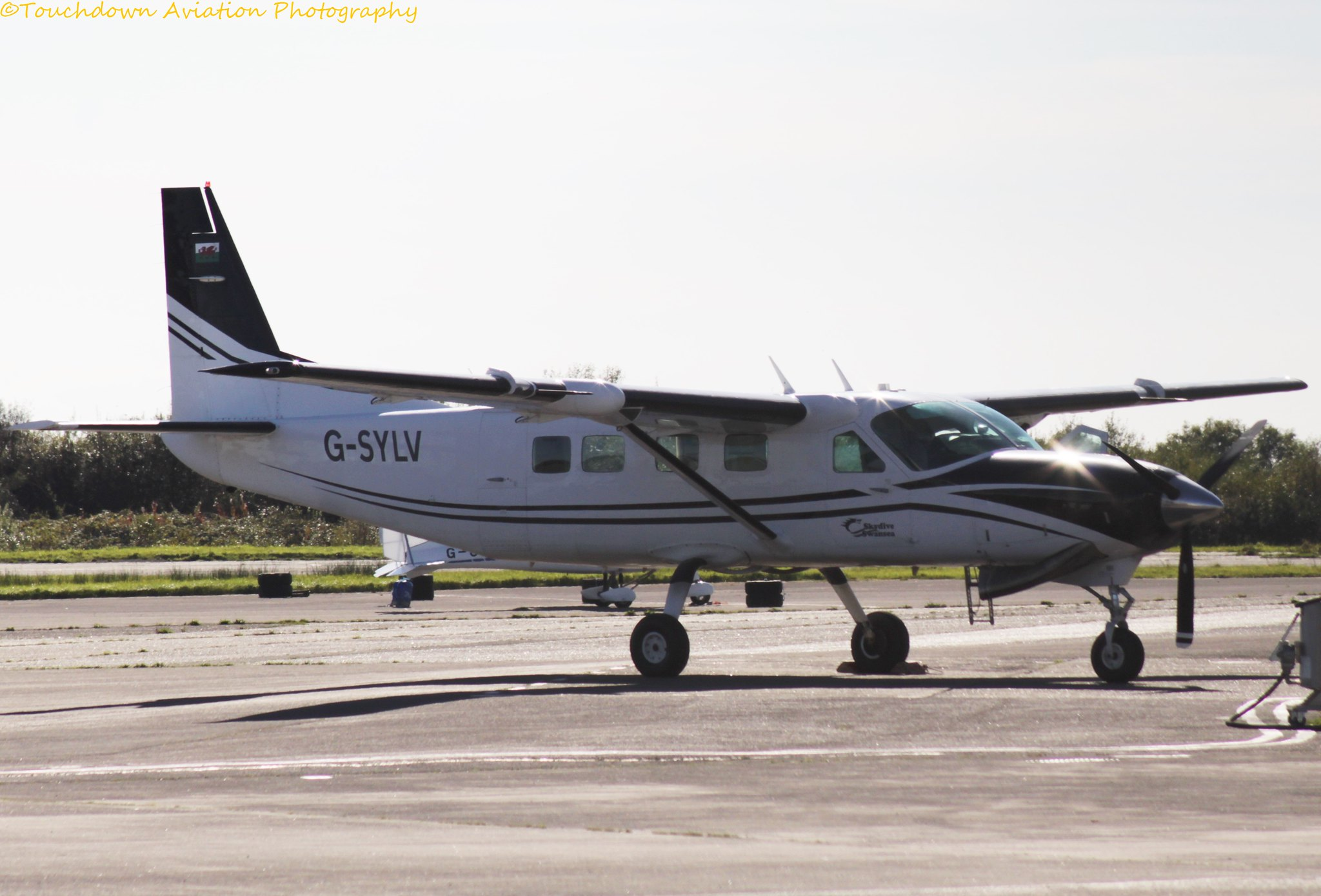Cessna 208B Grand Caravan G-SYLV 02OCT16