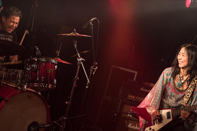 RoundFace live at 獅子王, Tokyo, 02 Dec 2016 -00107