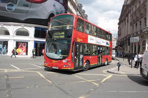 London General WVL32 LF52ZRO