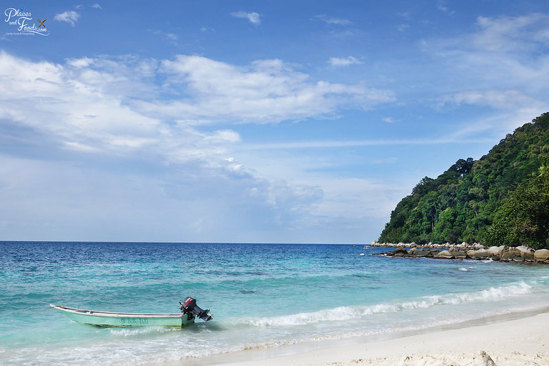 perhentian secret beach bubu 2