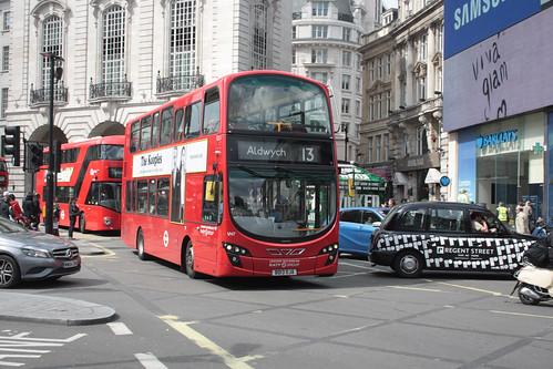 London Sovereign VH7 BD13OJA