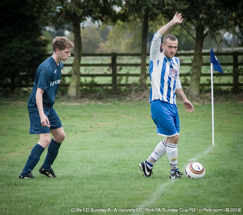 Cliffe FC Sunday A-A Hounds (York FA Cup)