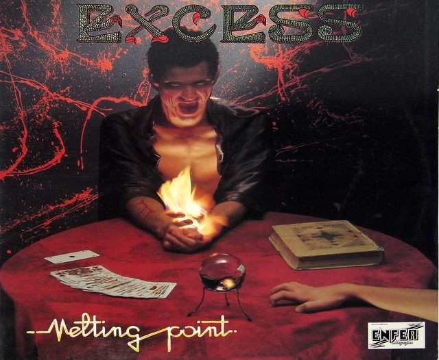 "EXCESS MELTING POINT 12"" vinyl LP"
