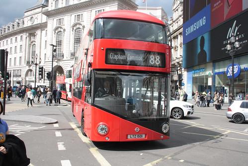 London General LT501