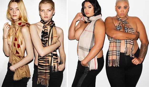 Женщины с размером «плюс» воссоздали модную рекламу - ПоЗиТиФфЧиК - сайт позитивного настроения!