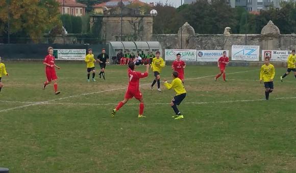 Giovanissimi Regionali Elite, Virtus Verona-Campodarsego 5-0