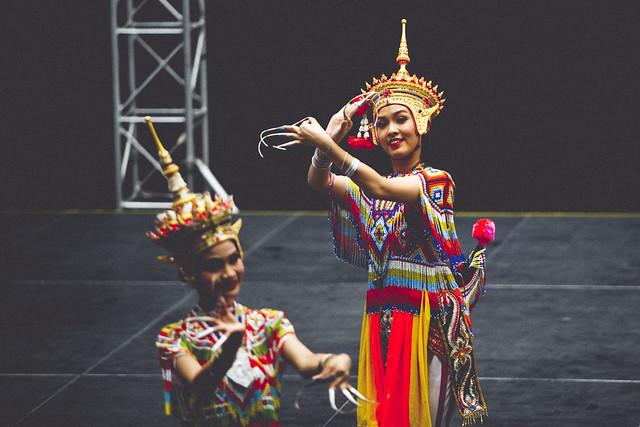 Amazing Thailand Dancers