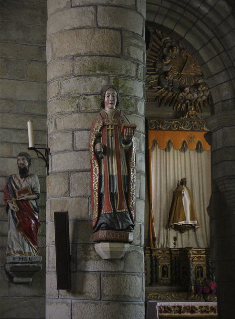 Our Lady of Tronchaye, Rochefort-en-Terre, Brittany