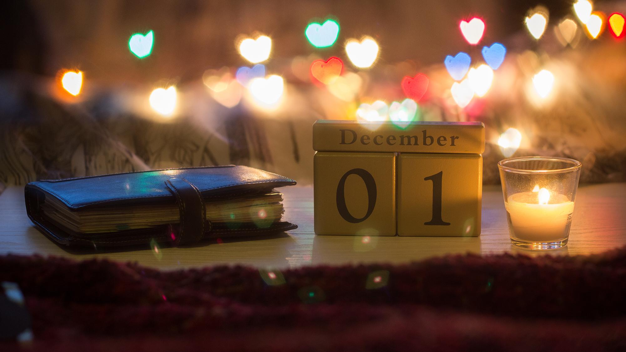 Christmas Bucket List // #1 of Blogmas '16