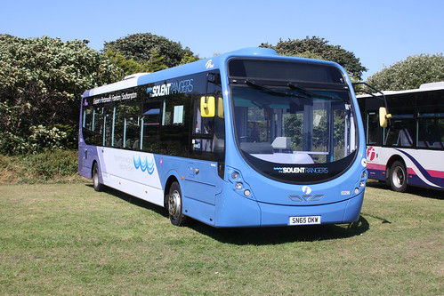 First Hampshire and Dorset 63296 SN65OKW