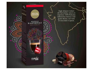 Capsule Caffitaly Kaapi Royale Special Edition