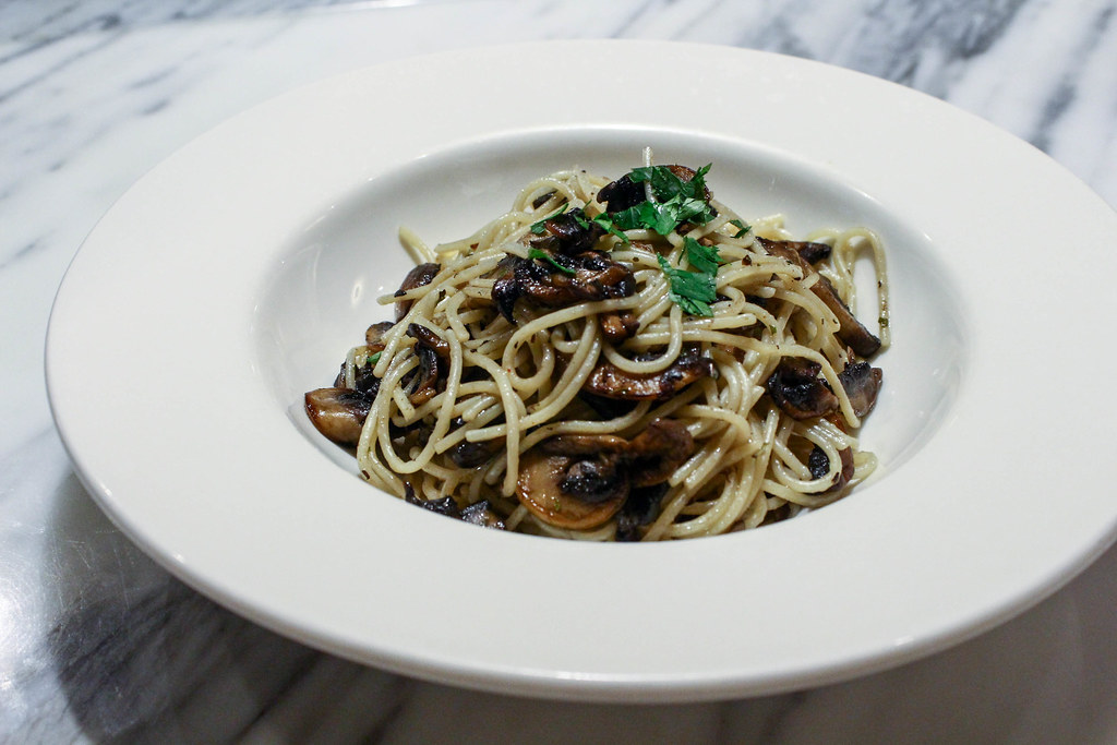 Orchard Road: The Real Food Aglio Olio